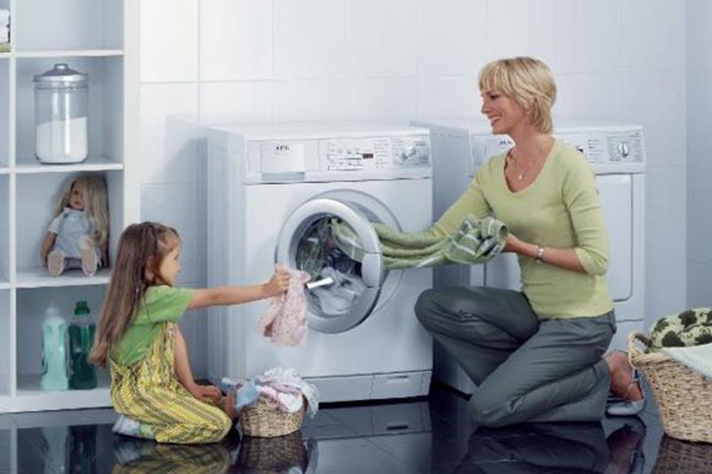 Плесень в стиральной машине. Как избавиться?