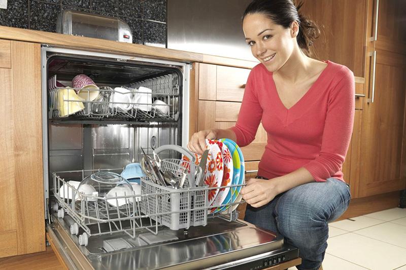 Тестирование посудомоечной машины на предмет поломки