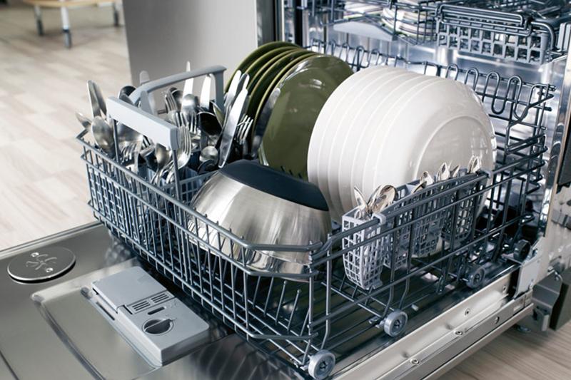 Рассматриваем виды сушки посуды в посудомоечной машине