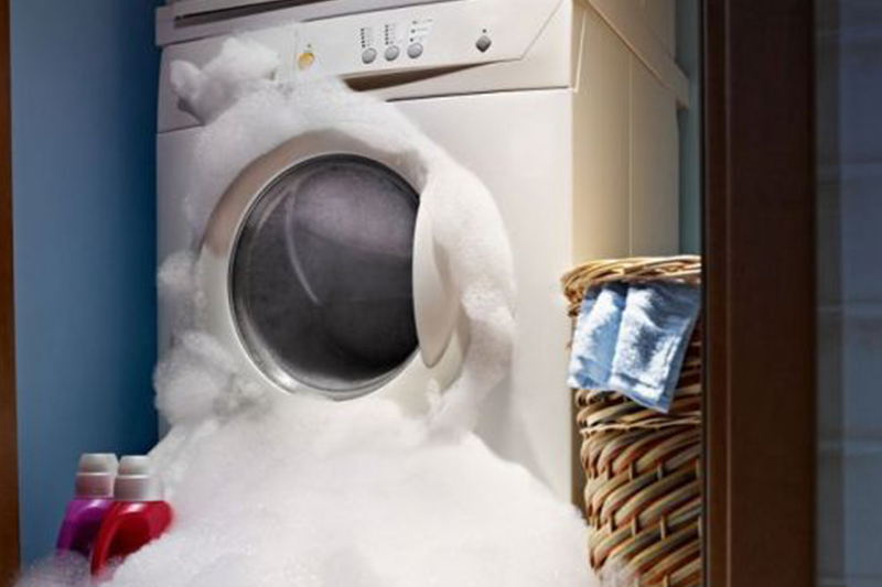Можно ли оставлять стиральную машину без присмотра?